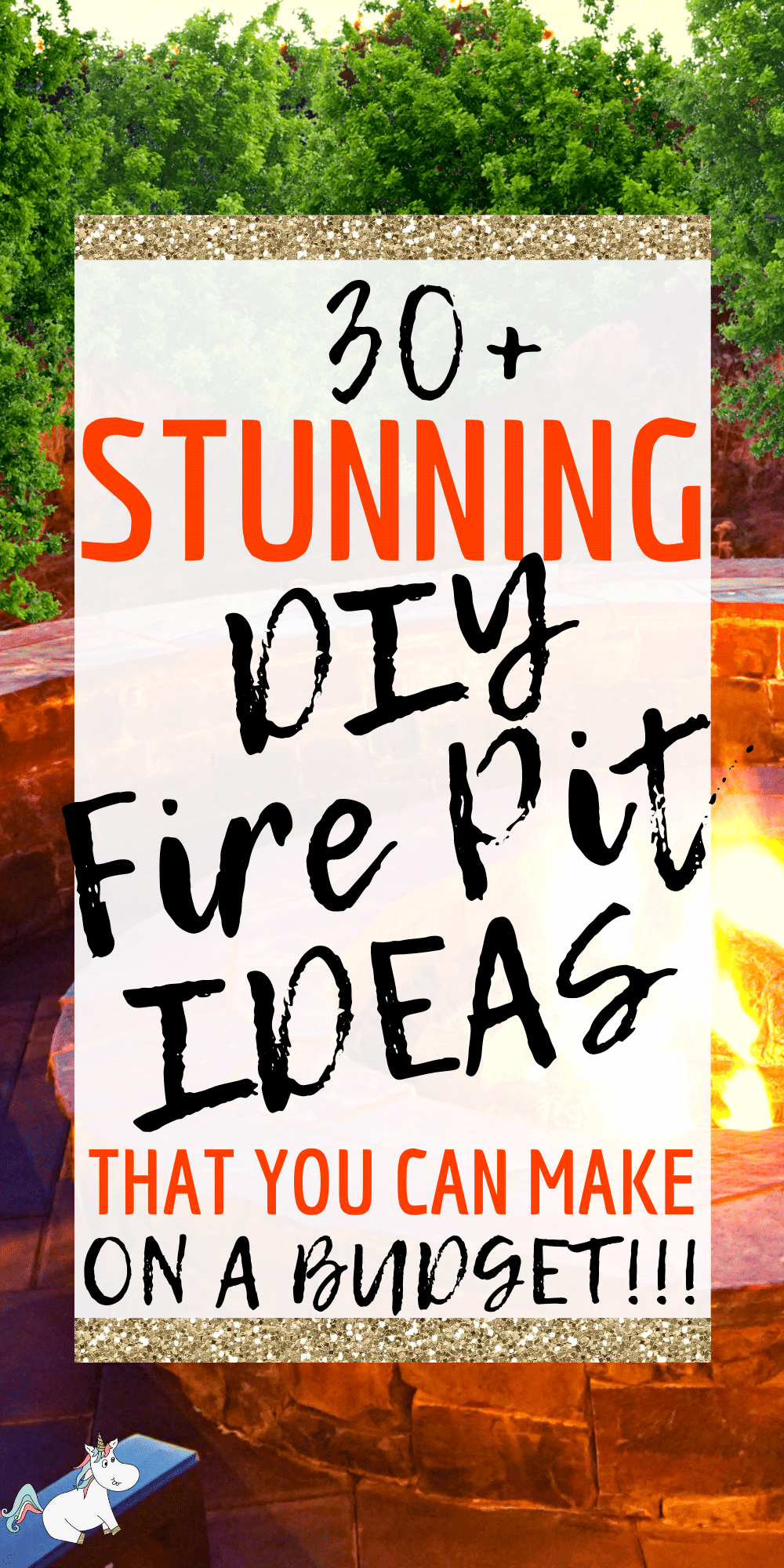 30 DIY Fire Pit Ideas You Can Make On A Budget
