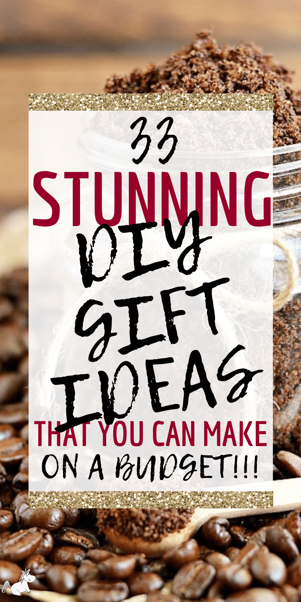 33 DIY Christmas Gifts That Your Friends & Family Will Actually Want To Get This Year!! This list of simple handmade gifts has something for everyone so you can keep to yout budget this Christmas & still make everyone happy with a meaningful gift you've made yourself | Via: https://themummyfront.com #diychristmasgifts #handmadegiftideas #homemadechristamsgifts #easydiygift #christmascrafts #themummyfront #diychristmas