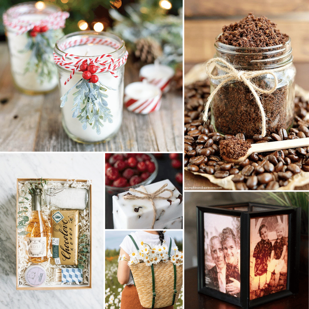 DIY Christmas Gifts Featured
